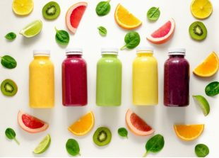 smoothie flavors